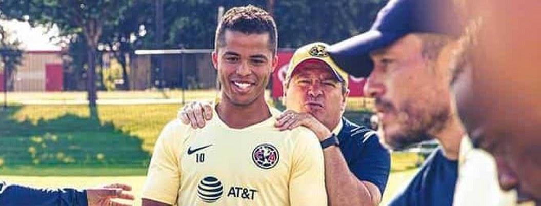 Giovani Dos Santos con pocas posibilidades de jugar ante Tigres