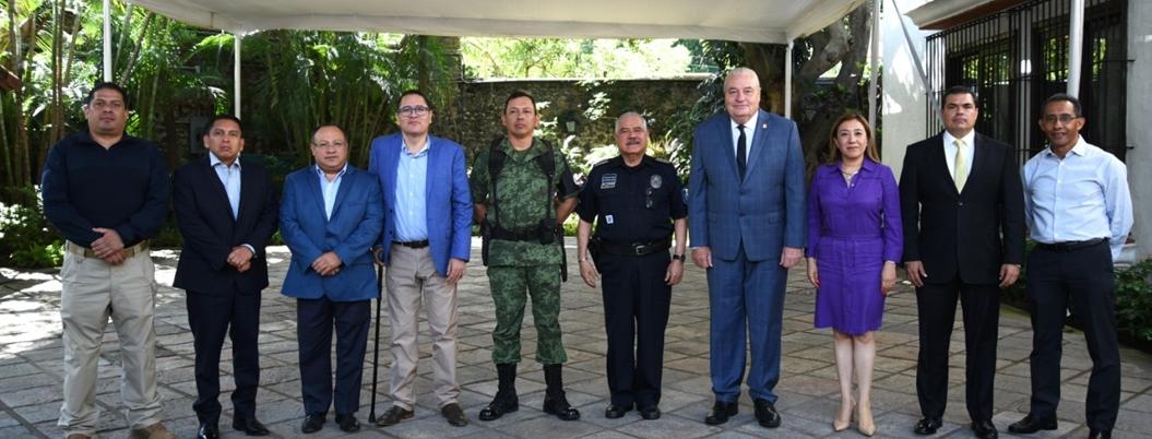 Guardia Nacional llega a resolverle la tarea a Blanco en Morelos
