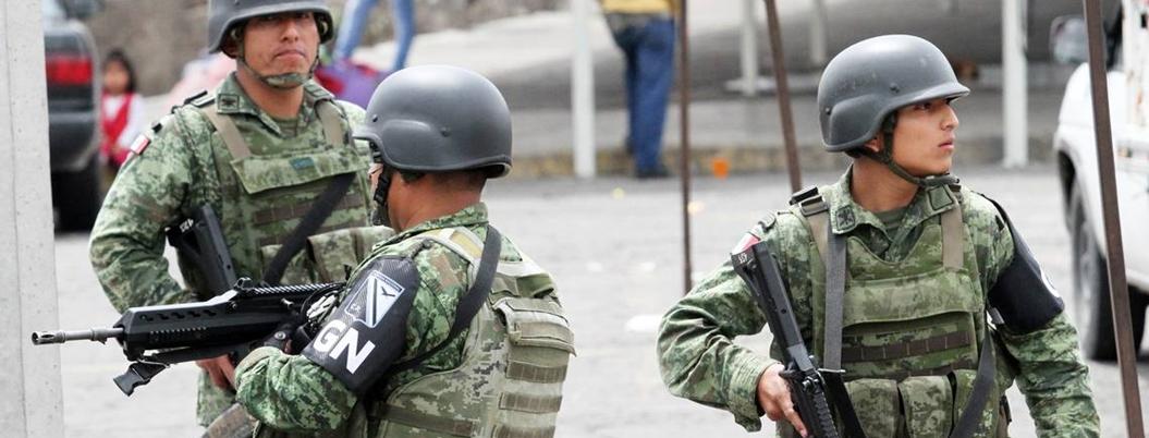 """""""Agentes que renunciaron a GN se quedarán en PF"""": Andrés Manuel"""