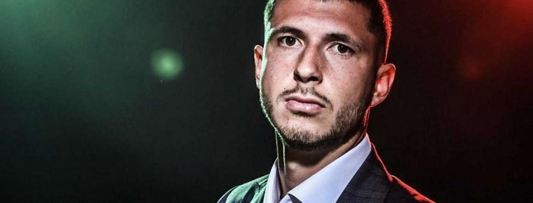 """Guido Rodríguez gana """"Balón de Oro"""" al Mejor Jugador de la Liga MX"""