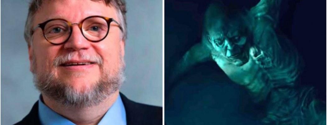 """""""Jangly Man"""", la nueva criatura tenebrosa del cineasta Del Toro"""