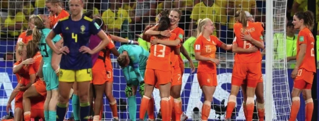 Holanda vence 1-0 a Suecia y va a por la Copa del Mundo contra EU