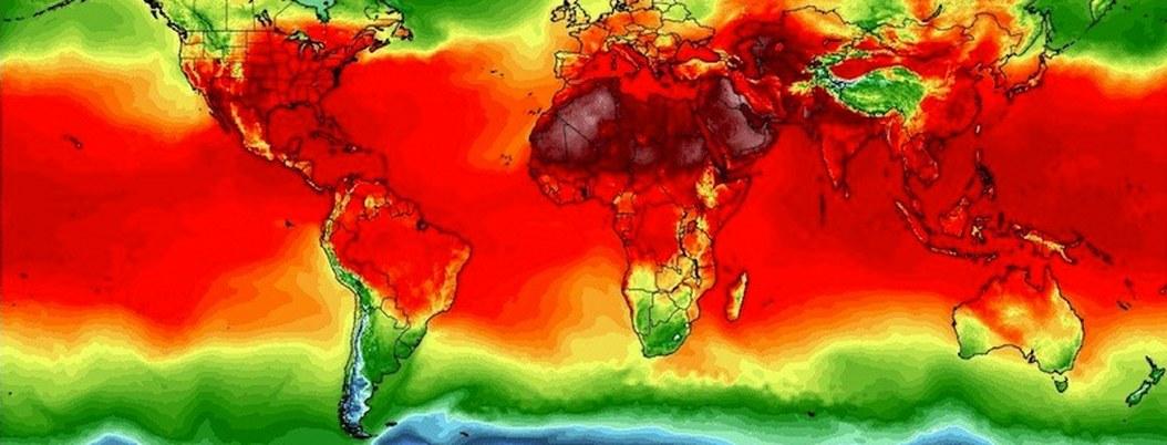 Junio es el mes más caluroso en 140 años, según registros