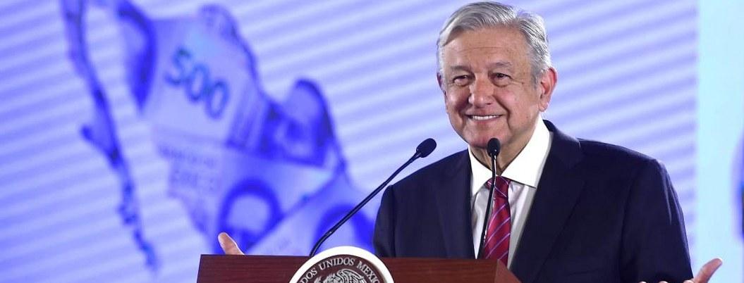 AMLO desmiente a Hacienda sobre subejercicio; tiene otros datos, dice