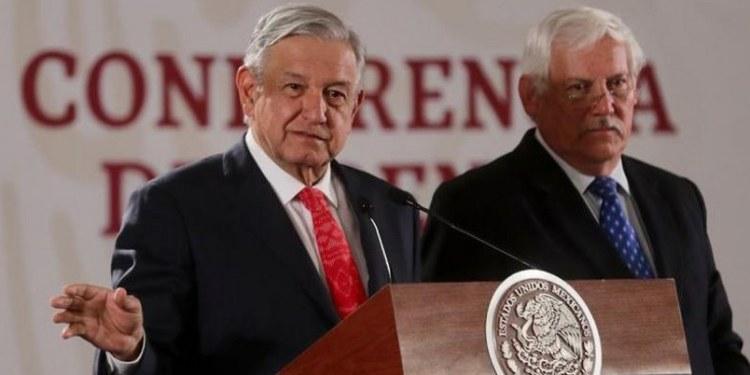 López Obrador y Víctor Villalobos 1055x402