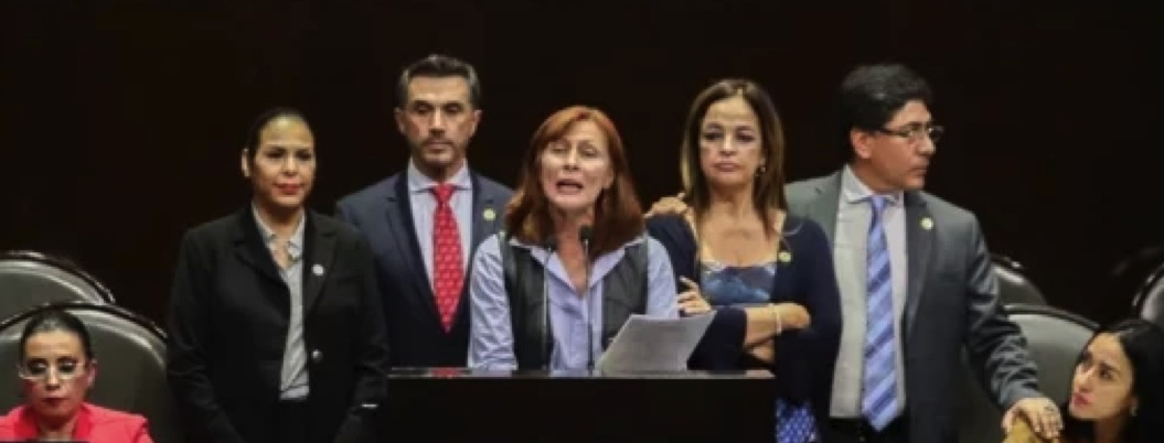 Avala Congreso Ley de Extinción de Dominio; pasa al Ejecutivo