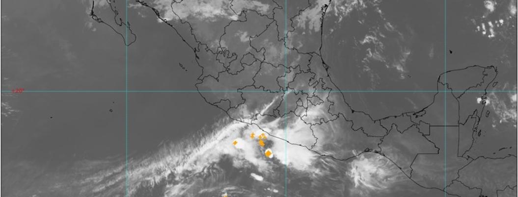 Pronostican lluvias fuertes para Guerrero