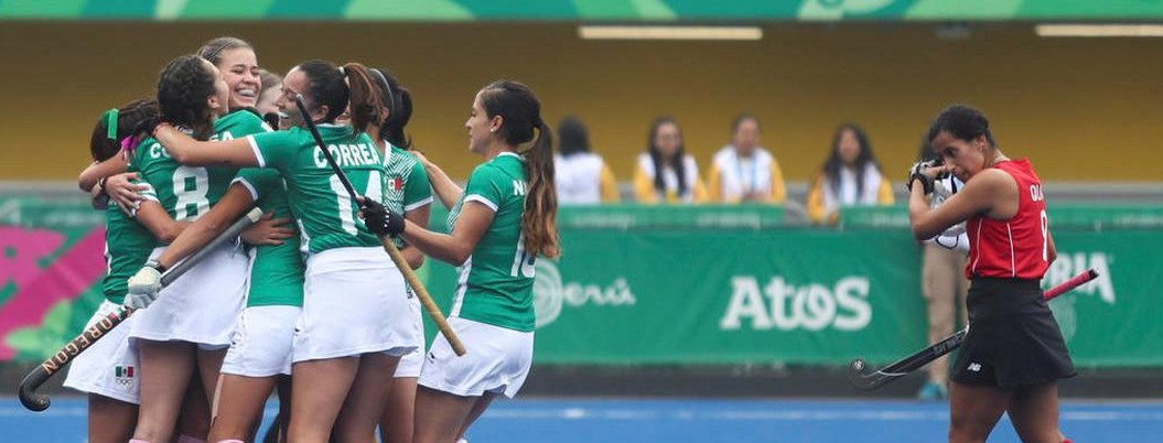 Gana México primer partido de Hockey sobre pasto