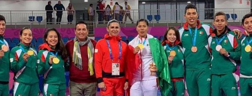México agrega cuatro oros y sigue segundo en medallero Lima 2019