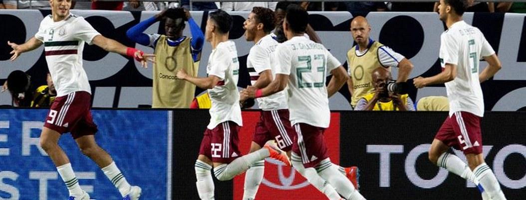 Selección de México se instala en Chicago para final de Copa Oro