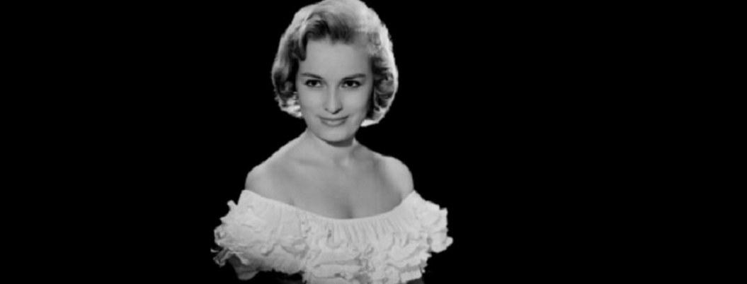 Muere María Idalia, actriz de la primera telenovela en México