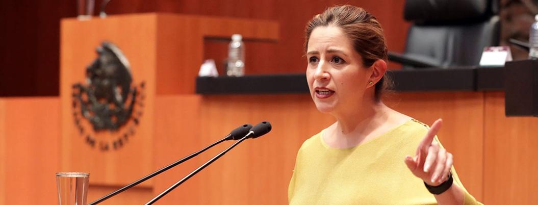 """""""Gabinete de AMLO está podrido en influyentismo"""": Tagle"""