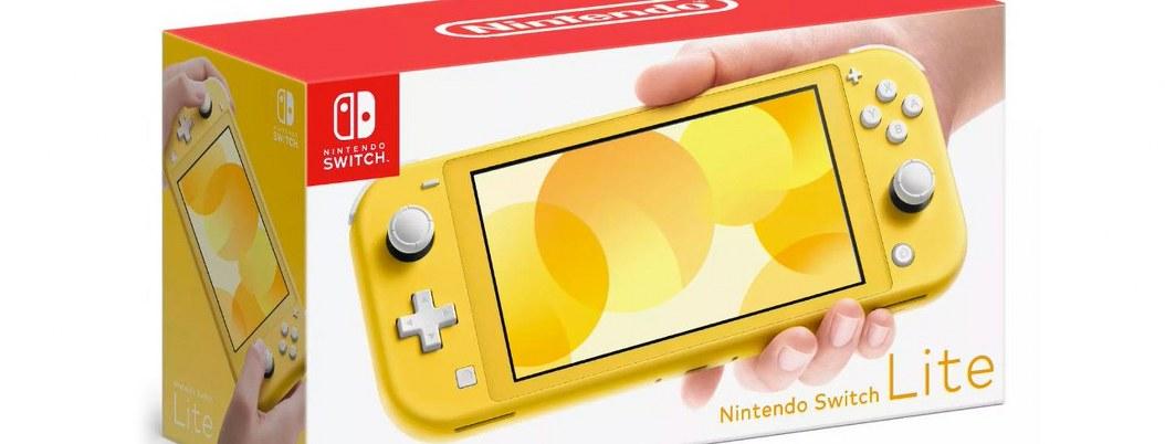 Nintendo Switch Lite debutará este año; nueva versión será más barata