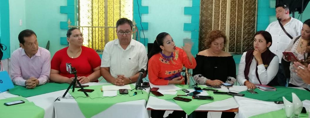"""""""No hay gobierno en Guerrero"""", reprocha la bancada de Morena"""