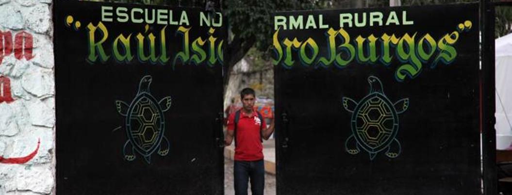 SEP rehabilitará la Escuela Normal Rural de Ayotzinapa