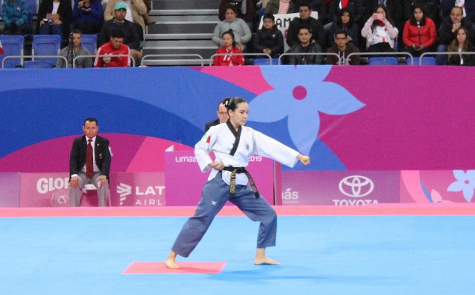 Paula Fregoso da la primer medalla de oro a México en Panamericanos 2019