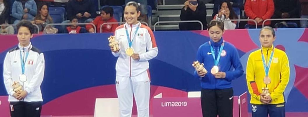México ya lleva 9 medallas en Panamericanos; Fregoso puso la de oro