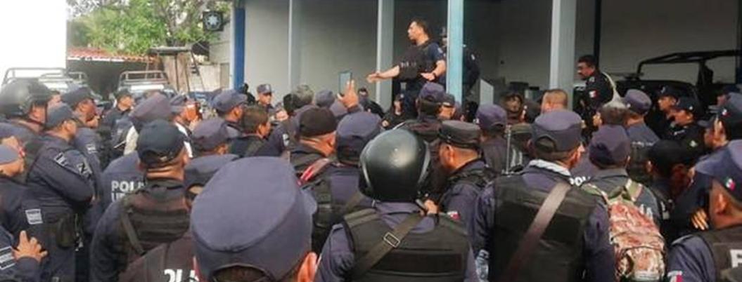 Rosas Azamar sigue sin saber dónde están 283 armas de SSP de Acapulco