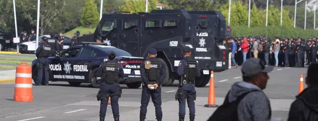 """""""Policías federales radicales piden indemnización sin despido"""": Durazo"""