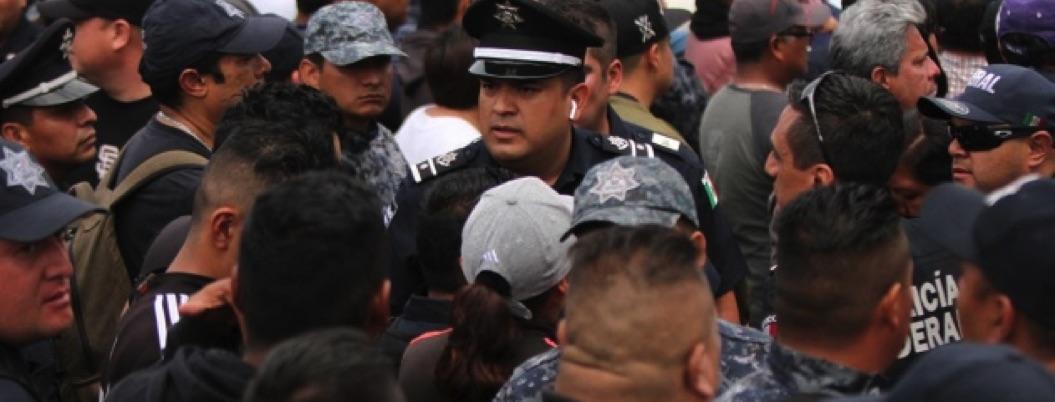 Policías federales se ampararán para evitar su transferencia a GN