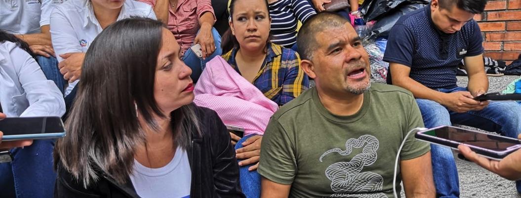 Extrabajadores de Prospera, sin acuerdos con gobierno de Astudillo