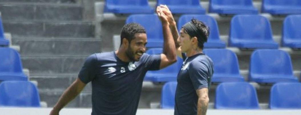 Sin Lucas Cavallini, Puebla cae 4-3 con Veracruz en amistoso