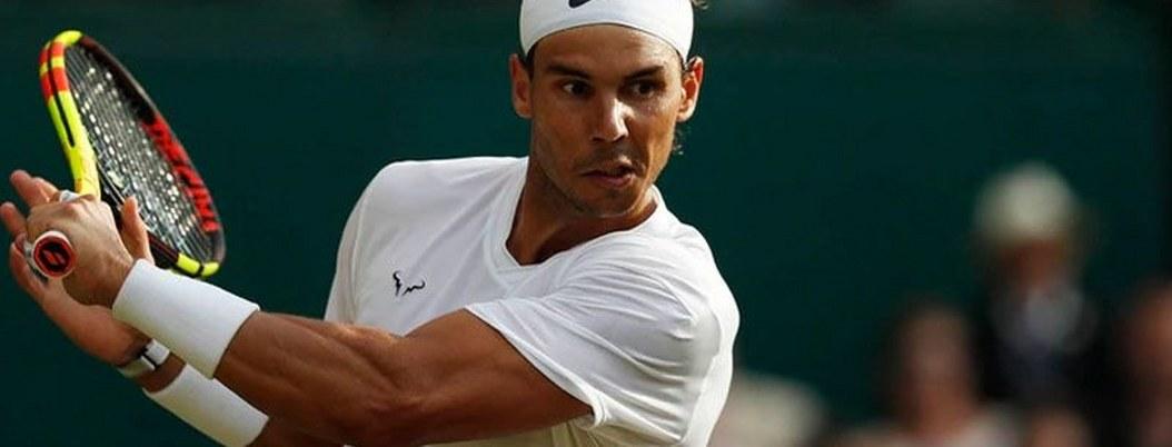 Rafa Nadal sigue imparable, clasifica a cuartos de final en Wimbledon