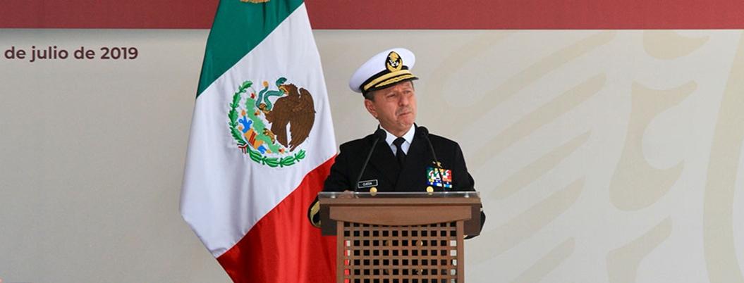 Secretaría de Marina enfrenta un reto de seguridad histórico