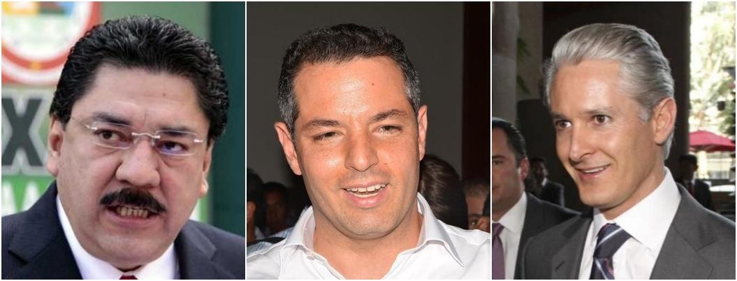 Ulises Ruiz condena asistencia de Murat y Del Mazo al AMLOfest