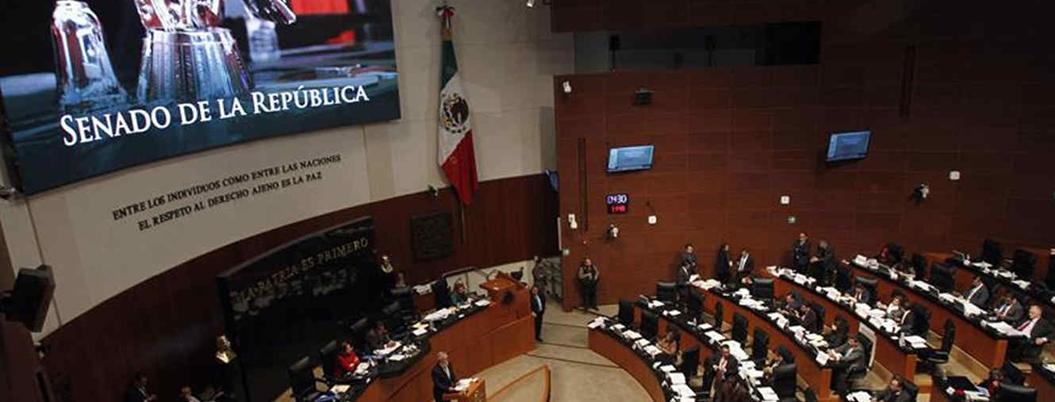 Senado aprueba la ley de Extinción de Dominio