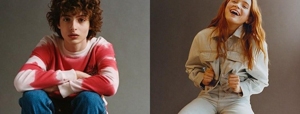 """Pull & Bear estrena nueva colección inspirada en  """"Stranger Things"""""""