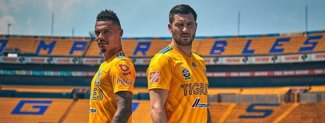 Tigres presume su nuevo uniforme para Clausura 2019