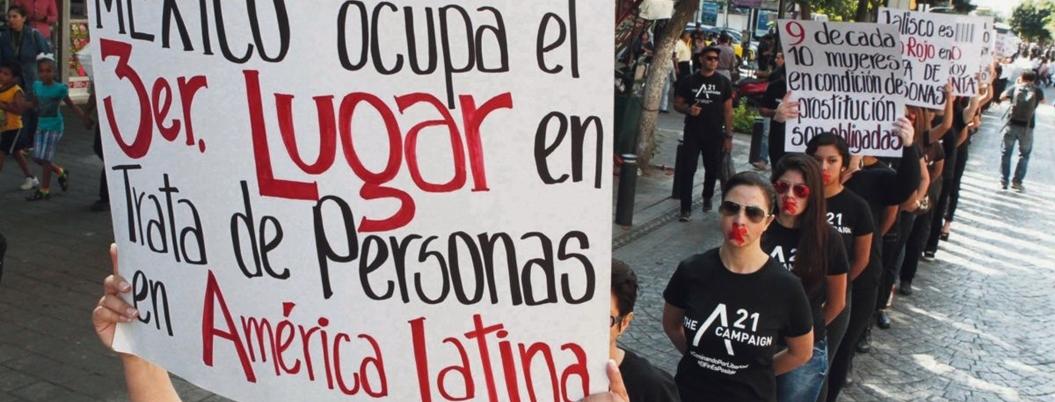 Trata de personas, un crimen que no combatió Peña Nieto