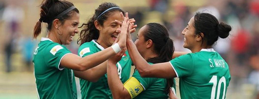 Tri femenil debuta con triunfo en los Panamericanos