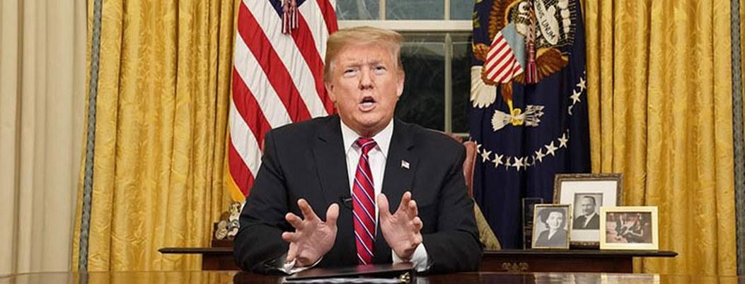 Redada contra migrantes iniciará el 4 julio, advierte Trump