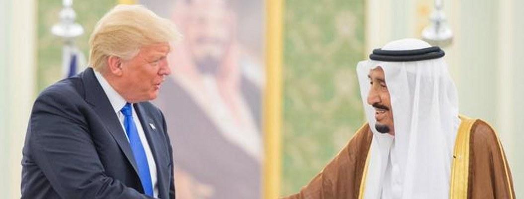 Trump veta al Congreso y permite venta de armas a Arabia Saudita