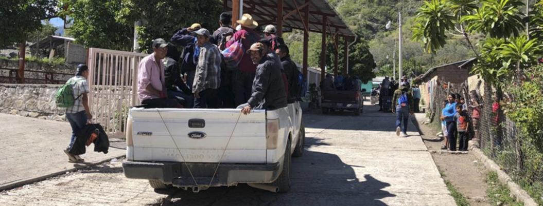 Violencia no para en la Sierra: van tres días de enfrentamientos