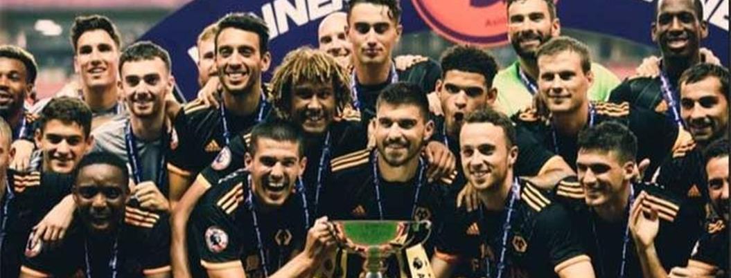 Wolves gana la Premier League Asia Trophy con Jiménez de vacaciones