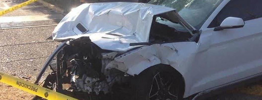 Futbolista Márquez era copilo de Joao en accidente que mató a pareja