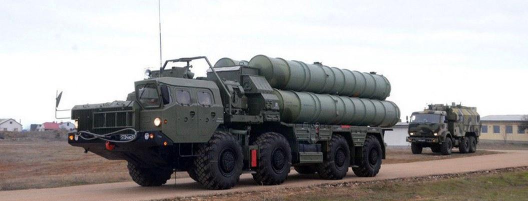 Turquía recibe los primeros sistemas antimisiles rusos S-400