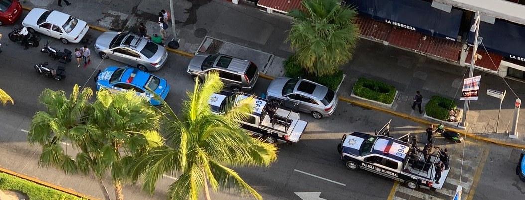 Sube a 5 muertos y 8 heridos, el saldo del ataque a bar de Acapulco