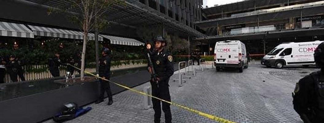 Cae cómplice que disparó al aire para distraer balacera de plaza Artz