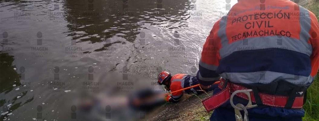 Hallan cuerpo de hombre en espuma tóxica, pretendía tomarse una selfie