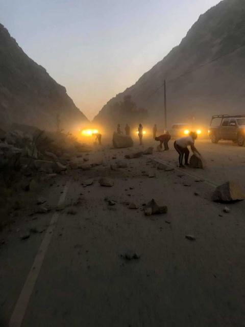 California amanece en alerta máxima tras segundo sismo