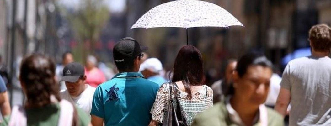Canícula traerá México temperaturas que podrían superar los 50 grados