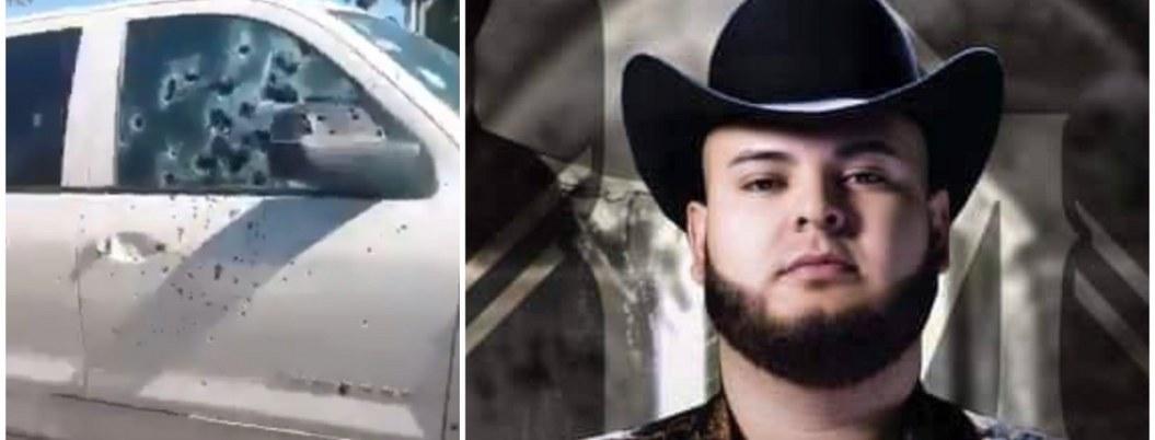 Matan a Luis Mendoza y su representante; les dieron más de 100 disparos