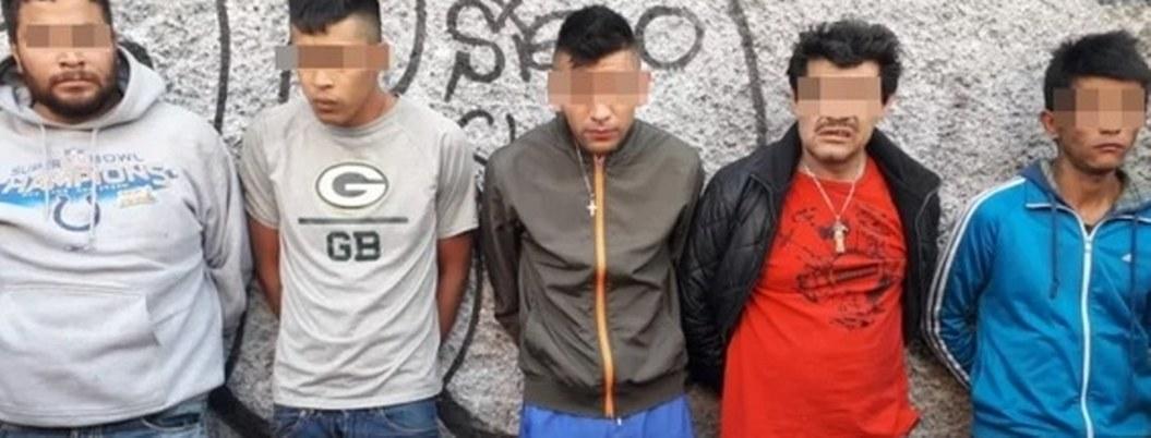Detienen a 5 responsables de balacera que mató a 4 en Iztapalapa