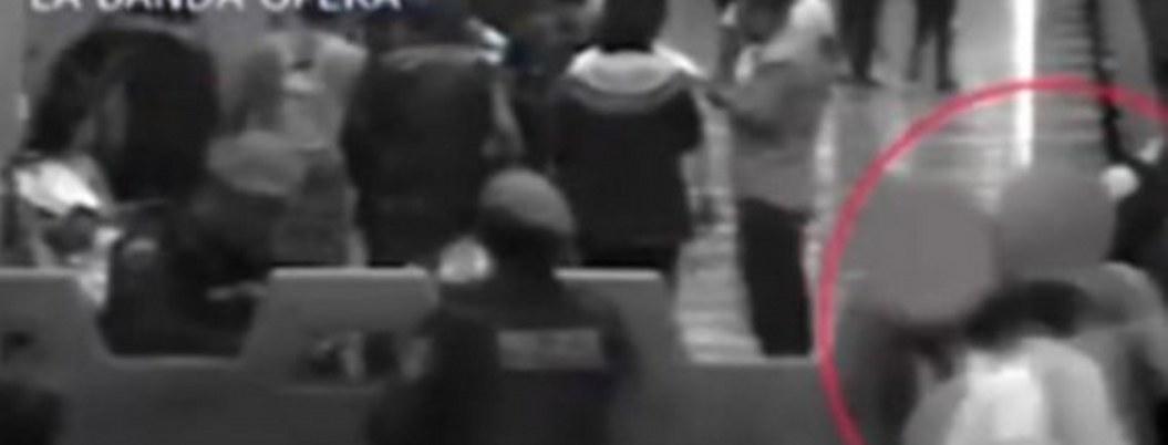 Arrestan a líder de carteristas que operaba en el Metro de la CDMX