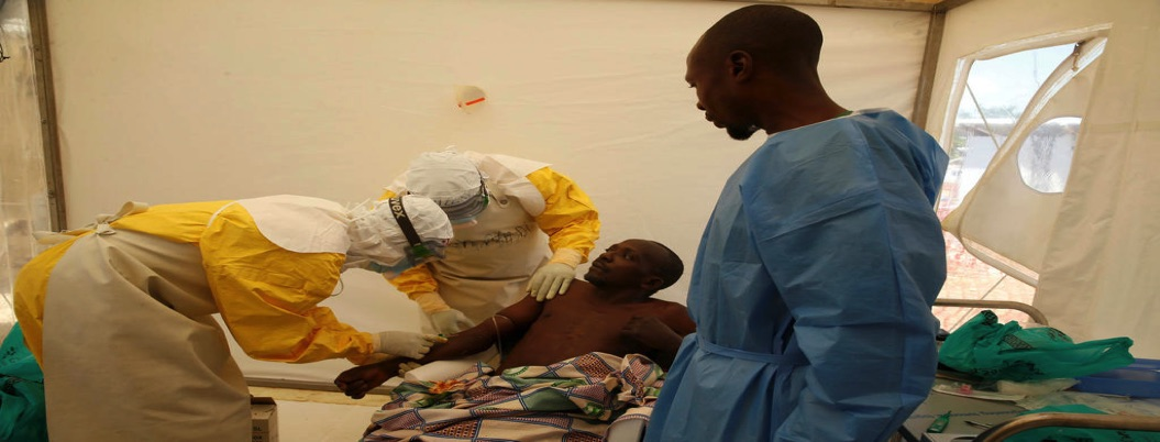 Ciudad poblada del Congo registra segundo caso de ébola