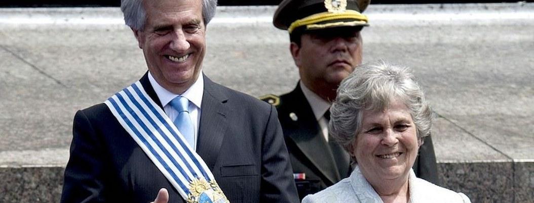 Muere Auxiliadora Delgado, la esposa del presidente de Uruguay